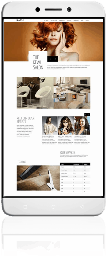 BLOG2WEB - Diseño web responsive. Imagen 04.