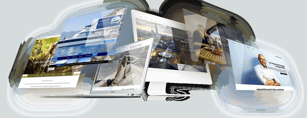 BLOG2WEB - Agencia de diseño de páginas web - Imagen de cabecera.