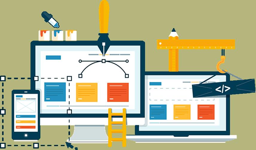 Agencia de diseño web para tu empresa. Imagen 01.