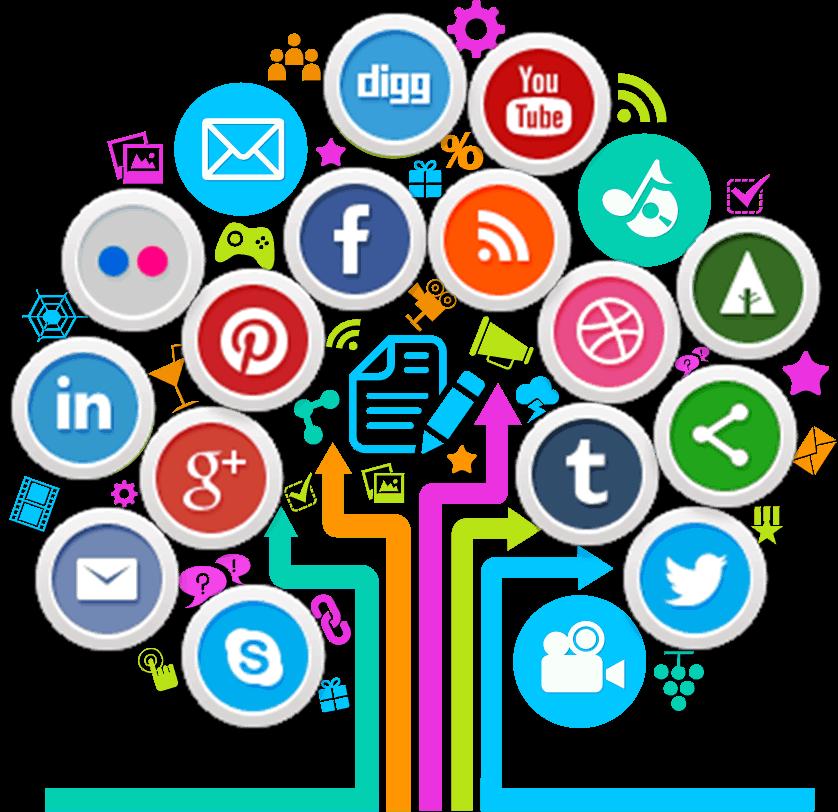 BLOG2WEB - Creación y gestión de redes sociales. Cabecera.