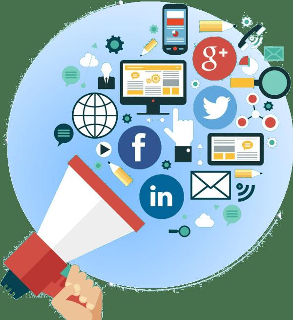 BLOG2WEB - Creación y gestión de redes sociales. Imagen 03.