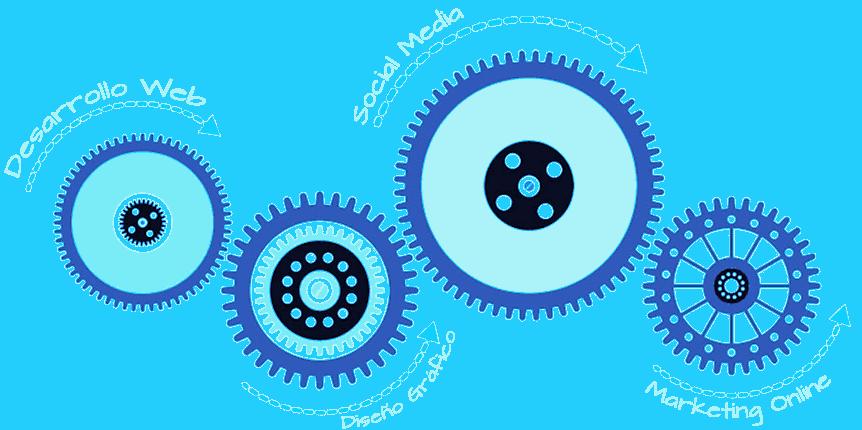 BLOG2WEB - Servicios de diseño web. Cabecera.