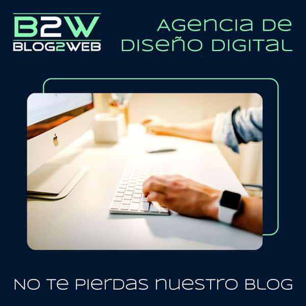 BLOG2WEB - Blog de noticias sobre diseño digital