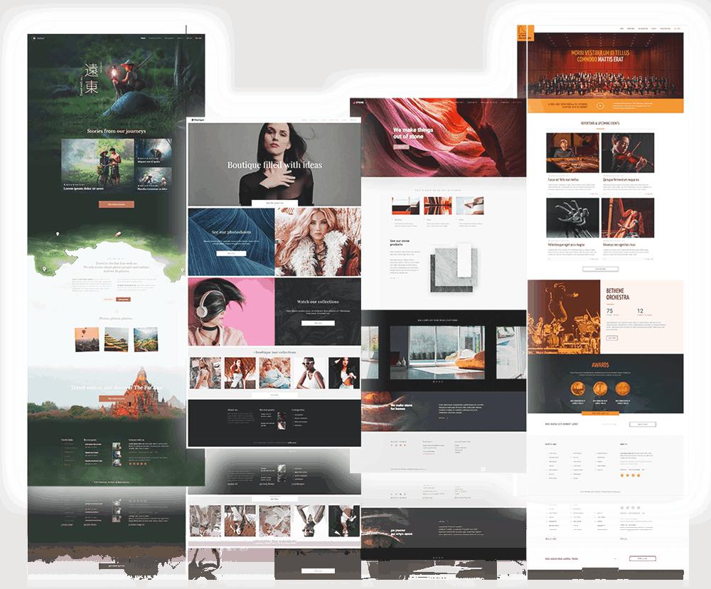 BLOG2WEB - Agencia de profesionales del diseño de sitios web. Imagen de cabecera.