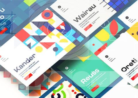 BLOG2WEB - Diseño de tarjetas de visita virtuales vcard. Imagen de cabecera.