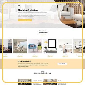 BLOG2WEB - Creación de tiendas online - Venta de muebles. Imagen 05. Imagen 01.