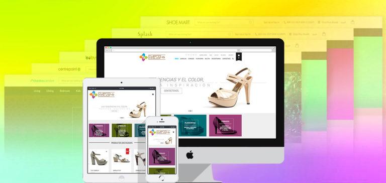 BLOG2WEB. Infórmate sobre cómo montar una tienda online profesional. Cabecera.