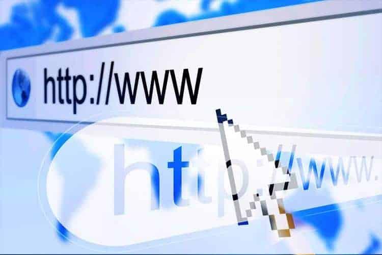 BLOG2WEB -Registro y gestión de dominios web. Imagen 01.